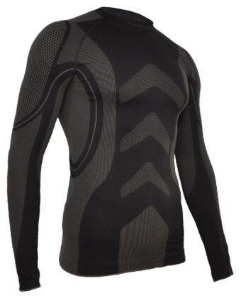 Bluza termoaktywna WEBSTER FUNCTION czarna
