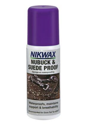 Preparat do impregnacji nubuku i zamszu 125ml NIKWAX